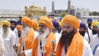 Pb govt plays it safe, allows radical jathedars to visit Golden Temple