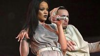 Rihanna doesn't want people playing Pokemon at her concert