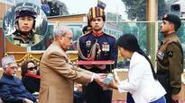I want my kids to be brave like their father: Ashok Chakra winner's widow
