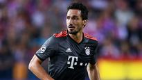 Champions League: No Mats Hummels in Bayern Munich squad for clash against Real Madrid