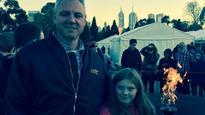 Anzac Day 2016: 'Everyone was so quiet' at Melbourne's dawn service