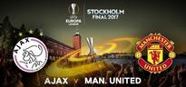 Europa League final: When and where to watch Ajax vs Manchester United, coverage on TV and live streaming
