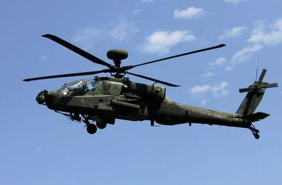 For first time, army to get fleet of attack copters