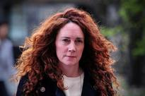 Brooks cleared, Coulson guilty in UK phone-hacking trial