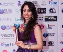 Natasha Mudhar awarded prestigious 'People's Choice Award' at 'Sikh Awards'