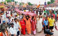 Simhastha Kumbh Mela's Third 'Shahi Snan' Begins