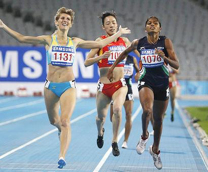 Asian Games: Tintu Luka's best only good for 800m silver