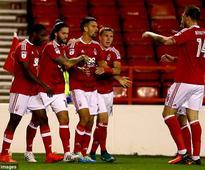 Nottingham Forest 3-1 Birmingham: Eric Lichaj, Apostolos Vellios and Hildeberto Pereira strikes sink Blues