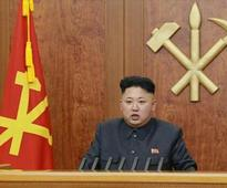 North Korea protests to UK over Kim Jong-Un hair poster
