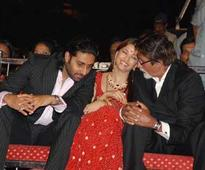 Abhishek-Ash celebrate nine years of togetherness, Big B thanks f...