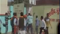 Watch | Couples in Muzaffarpur thrashed by Bajrang Dal in protest against Valentine's Day