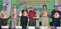 Government accords high priority to rail connectivity in the Northeast: Dr Jitendra Singh