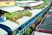 Roof respite for train passengers