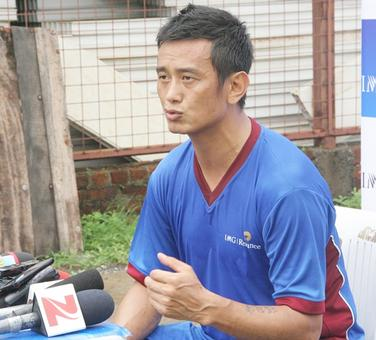 Not slotting internationals nothing to do with ISL: Bhaichung
