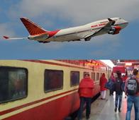 Unconfirmed Train Tickets? Don't Worry, Air India Is There to Help