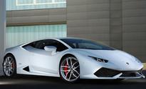 Lamborghini Posts Record Sales for 5th Consecutive Year