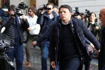 Italy's ex-pm Renzi calls leadership contest for his PD party