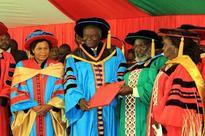 Maasai Mara University honours Mwai Kibaki
