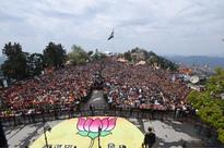 Fight & flight for the upcoming polls: Modi lays foundation for BJP's campaign in Himachal