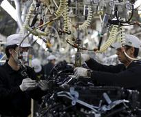 Japan May factory activity shrinks most in over 3 years as orders slump: flash PMI