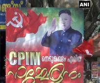 Kim Jong-Un in Kerala! CPM draws flak for poster featuring NKorean leader