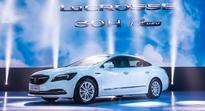 Buick LaCrosse Hybrid EV makes global debut in Shanghai