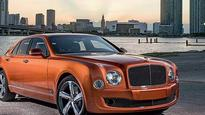 Bentley: Sail like A Royal