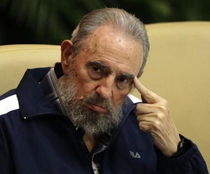 Fidel Castro's funeral begins in Cuba
