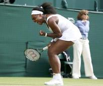Wimbledon: Sharapova, Serena, Radwanska enter semis