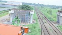 Railway station project in Cochin on slow track owing to lack of will