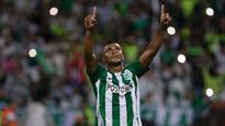 Atletico Nacional and Miguel Borja end Sao Paolo's Copa Libertadores hopes