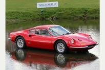 Derbyshire firm selling Ferrari cars once owned by Eric Clapton and Elton John