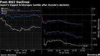 Daiwa Cuts Jobs Abroad as Profit Falls 45% on Trading Slump