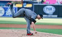 Miller's finger injury affects Dbacks' pen in 14-inning loss