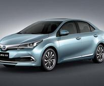 Toyota Corolla Hybrid to launch this year
