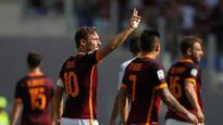 Italian legend Francesco Totti brings down the curtain after 25 years at AS Roma