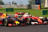 Senna and Prost would have liked Kimi battle - Verstappen