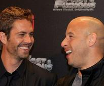 This is how Vin Diesel paid tribute to his former co-star and friend Paul Walker