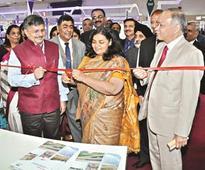 NHPC stall inaugurated at India International Trade Fair 2016