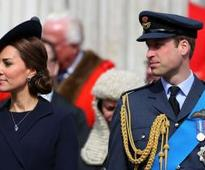Why Kate and William took over Diana's apartment