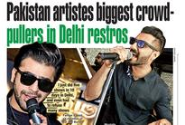 Pak artists deferring concerts, visits to India
