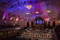 Royal Concertgebouw Amsterdam updates with ETC