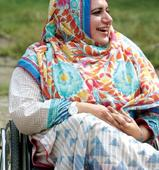 An inspiring young tribal activist for women with disabilities