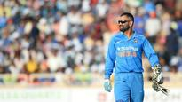 Dhoni can park a car without looking back as he has a camera behind his head: Twitter hails MSD's no look run out