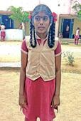 Students in want of uniforms for sports