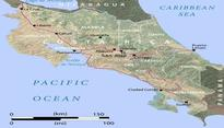 Earthquake of magnitude 6.5 jolts Costa Rica
