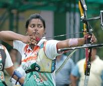 Indian archer Deepika Kumari equals world ...