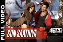 Varun Dhawan -Shraddha Kapoor's 'Sun Sathiya' crosses 30m views on You-Tube