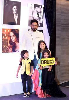 PIX: Rekha, Sunny, Abhishek at Dabboo Ratnani's calendar launch