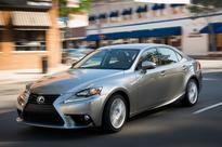 2014 Lexus IS Line Verdict